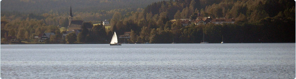 Accommodation by lake Lipno - Villa Lipno